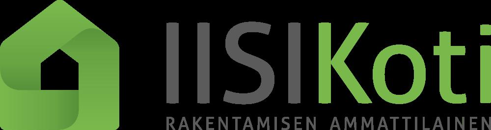 Iisikoti rakennuspalvelut - Logo